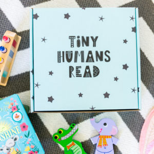 Sibling Box - Tiny Humans Read Book Box for Kids
