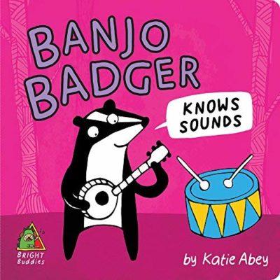 Banjo Badger Knows Sounds