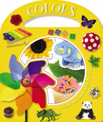 Busy Window Colors - Books from Past Boxes of Tiny Humans Read Kids Book Subscription Box