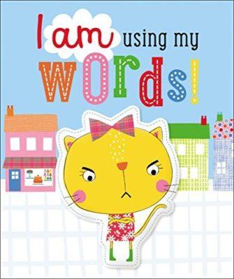 I am using my words!