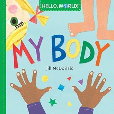 My Body (Hello World) Book