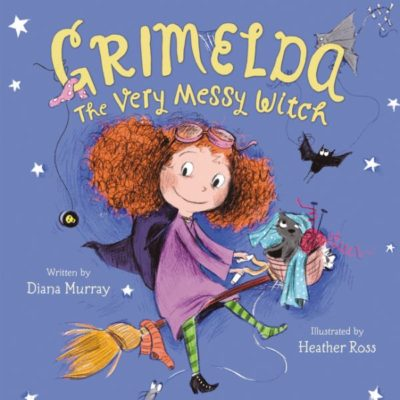 Grimelda- The Very Messy Witch
