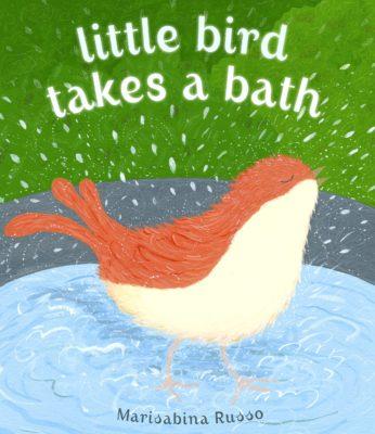 Little Bird Takes a Bath Book