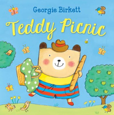 Teddy Picnic Book